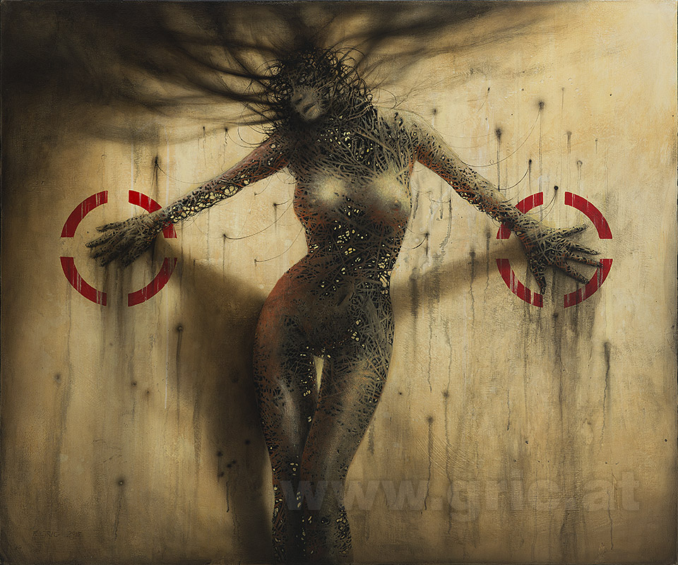 Petr Gric | Fantastic Realisem Painter